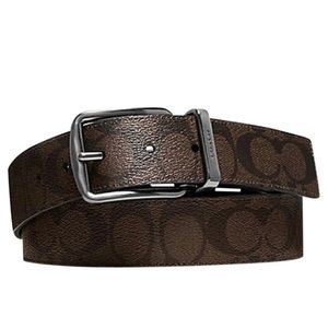 Signature Wide Harness Cut-to-Size Reversible Belt